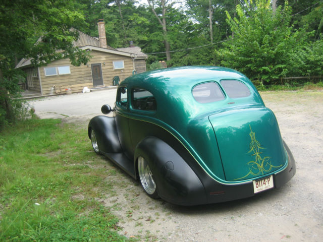1937 Plymouth 2 Door Sedan Hot Rod Street Rod Rat Rod