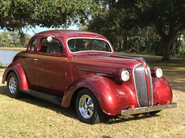 1937 Plymouth 5-Window Coupe - Bing images