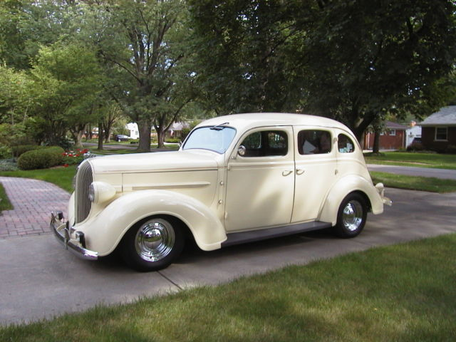 1937 plymouth street rod classic plymouth p4 four door for 1937 plymouth 4 door sedan
