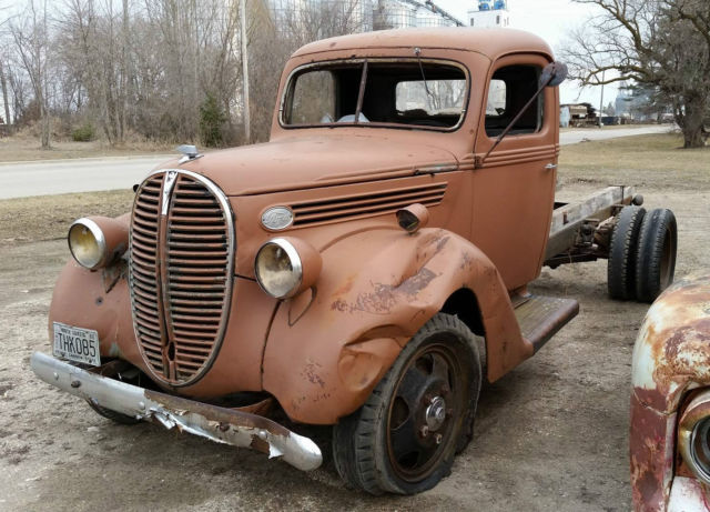 Ford Coe Truck For Sale Craigslist >> 1938 1939 Ford Truck Vintage 38 39 FoMoCo - Classic Ford Other 1938 for sale