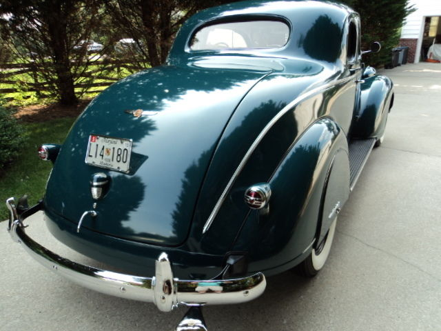 1938 38 Chrysler Royal Business Coupe Mopar Flathead 6