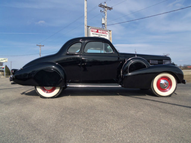 1938 Cadillac Series 60 Opera Coupe Classic Cadillac Other 1938