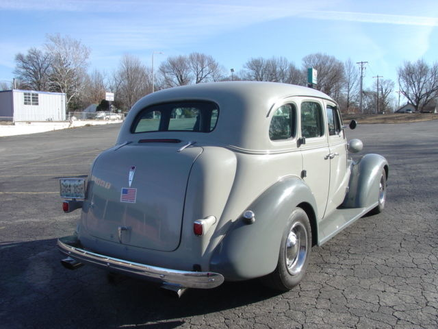 1938 chevy 4 door sedan - Classic Chevrolet Other 1938 for sale