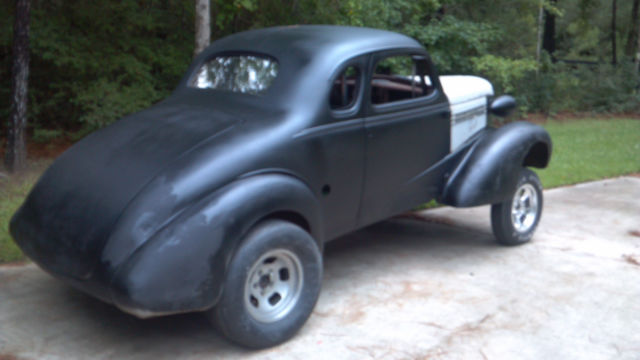 1938 Chevy Coupe Gasser Roller Classic Chevrolet Other