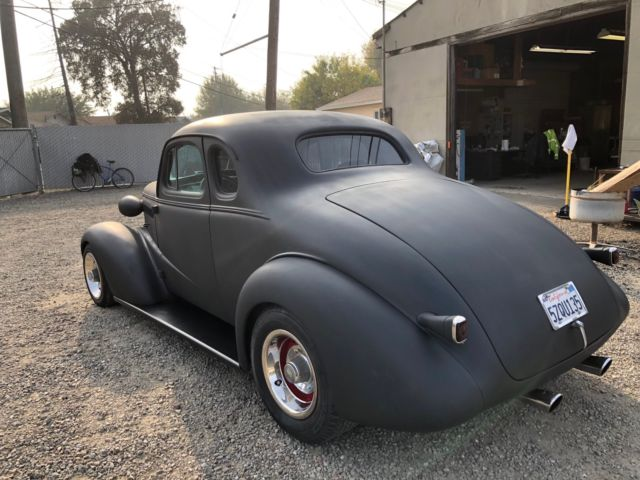 Chevy Coupe Hot Rod Project