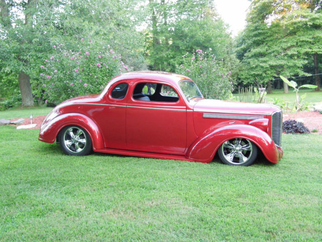 1938 Dodge Coupe Street Rod Hot Rod Classic Dodge Other