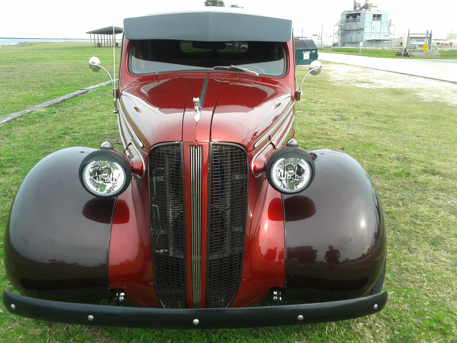 Street Rod Air Conditioners : Dodge suicide doors street rod air conditioning