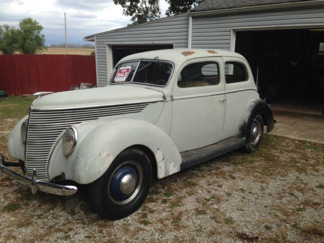 1938 ford 2 door original sedan classic ford other 1938 for 1938 ford 2 door coupe