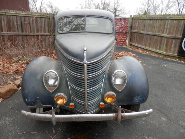 Ford Barn Find Hot Rod Street Rod Custom Classic Flathead Engine No Rat