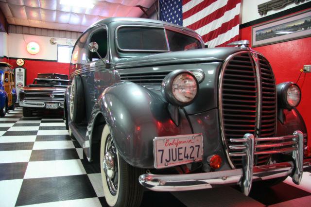 Cars For Sale San Diego >> 1938 Ford Panel Delivery - 38 Truck Van Sedan Flathead V8 ...