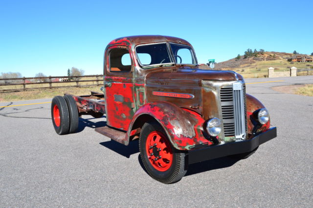 1938 Gmc T23 Truck Vintage Antique Barn Find Conventional Cab