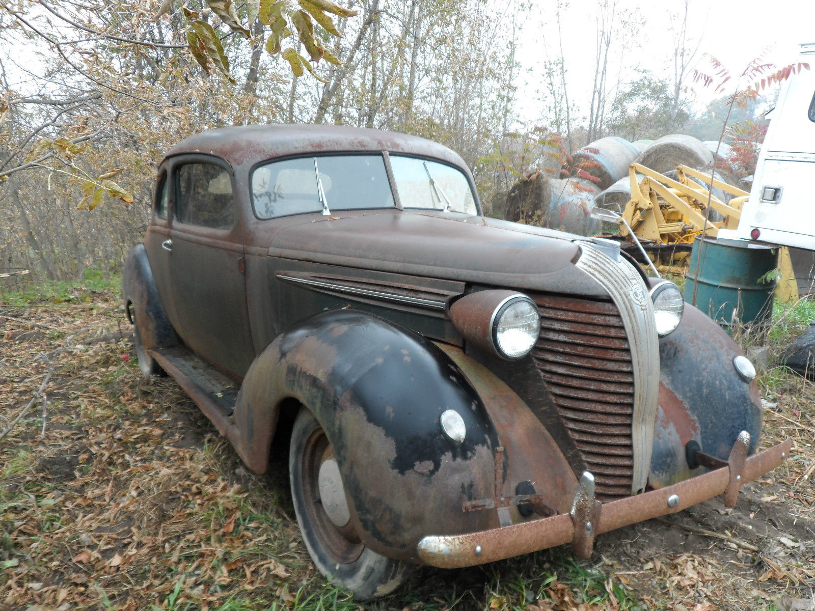 1938 Hudson Terraplane Utility Coupe, EXTREMELY RARE, Restorable ...