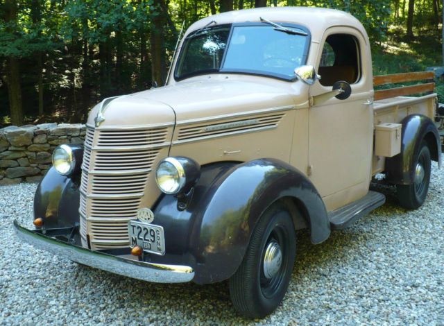 1938 International D 2 1 2t Pickup Truck Parts Parts