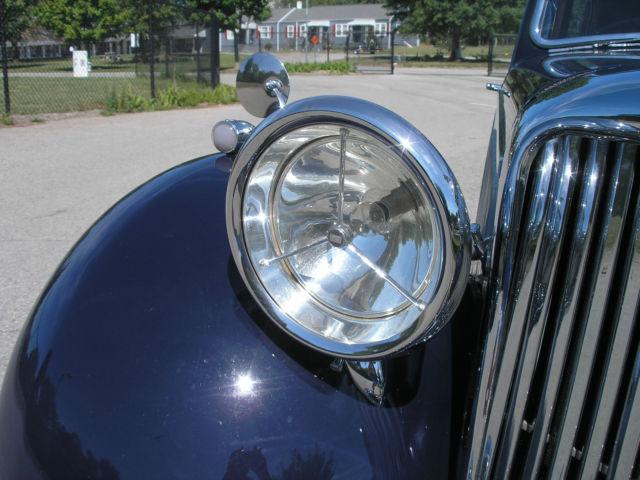 1938 Jaguar SS Saloon - Classic Jaguar Other 1938 for sale