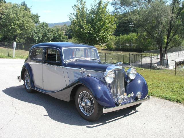 Used Jaguars For Sale >> 1938 Jaguar SS Saloon - Classic Jaguar Other 1938 for sale