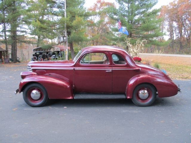 1938 Oldsmobile Business Coupe Classic Oldsmobile Other