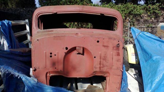 1938/39 Chevy Truck Custom Chopped Cab - Classic Chevrolet ...