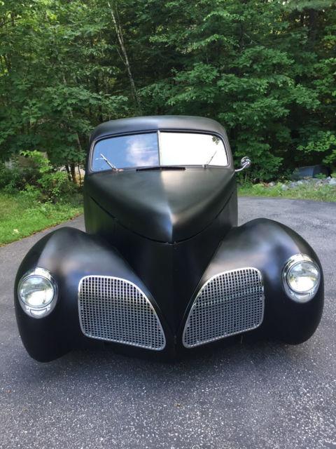 1939 1940 Rare Studebaker Hot Rod Rat Rod 2 Door Chevy 350
