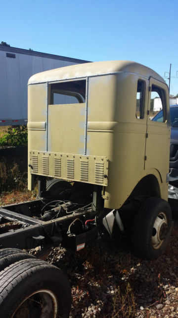 1939 Autocar COE Truck - Classic Other Makes Autocar 1939 ...