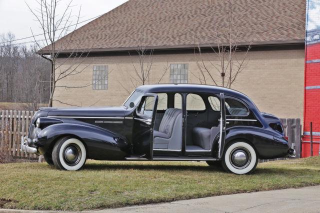 1939 Buick Roadmaster Series 80 Sedan Antique Cars Classic Buick