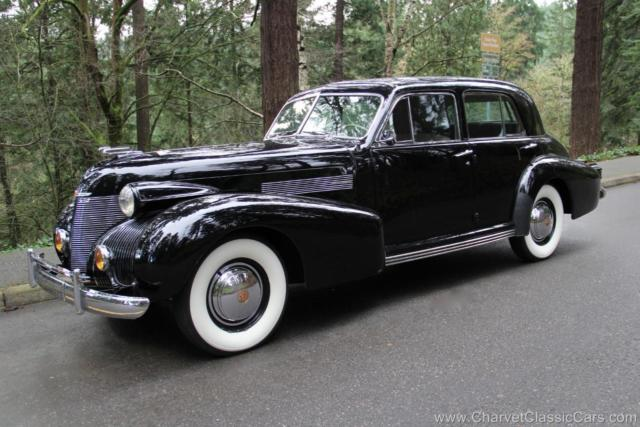 1939 Cadillac Fleetwood 60 Special Excellent See Video