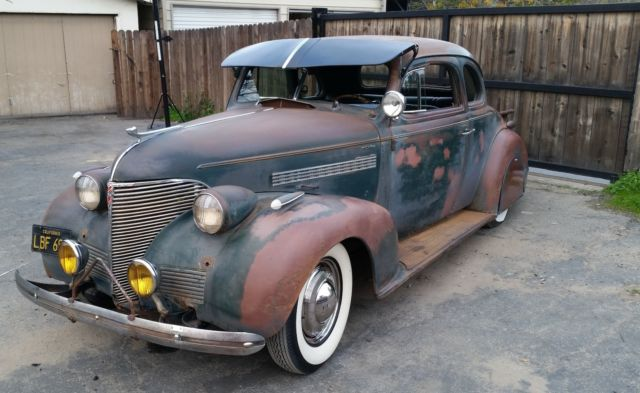 Used Cars Carson City >> 1939 Chevrolet Coupe Pickup - Classic Chevrolet Other 1939 for sale
