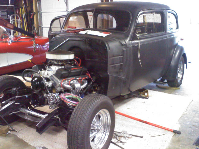 1939 Chevy 2 Door Sedan Hot Rod Classic Chevrolet Other