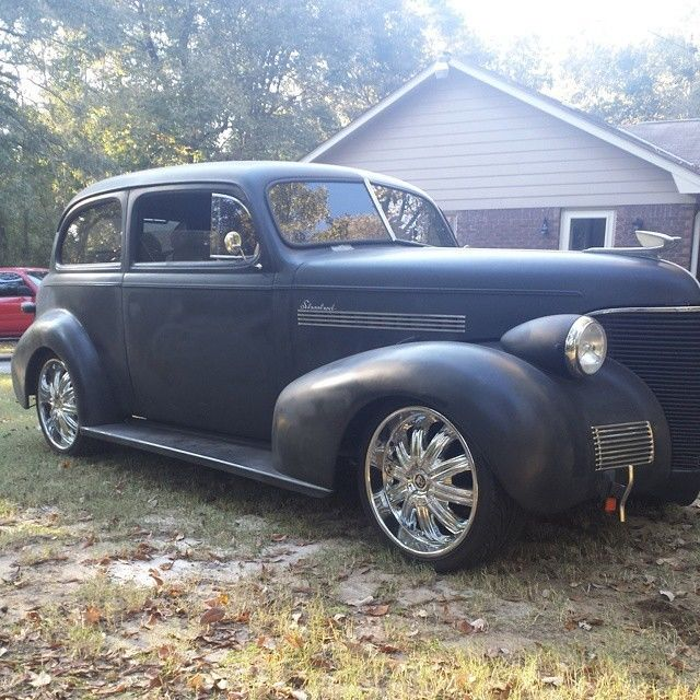 1939 chevy 2 door sedan hot rod classic chevrolet other for 1939 chevy 2 door sedan for sale