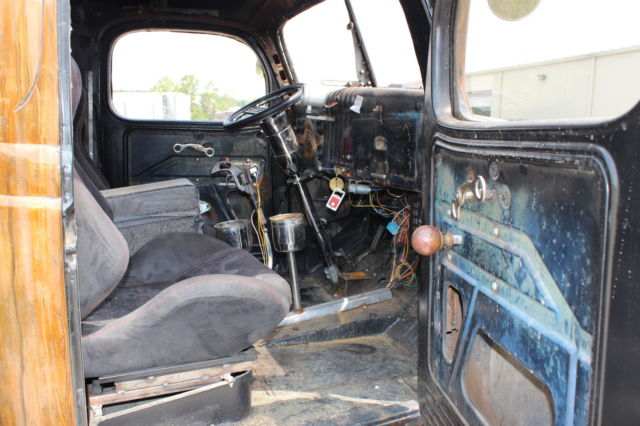 "1989 Dodge Ram >> 1939 DODGE COE CAR HAULER CUMMINS DIESEL 22"" ALCOA WHEELS RAT ROD RAT RATROD - Classic Dodge Ram ..."