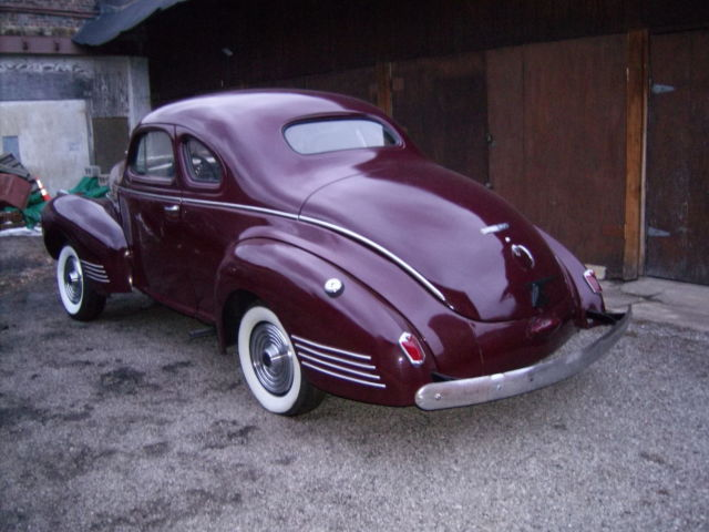 1939 Dodge Deluxe Business Coupe Classic Dodge Other