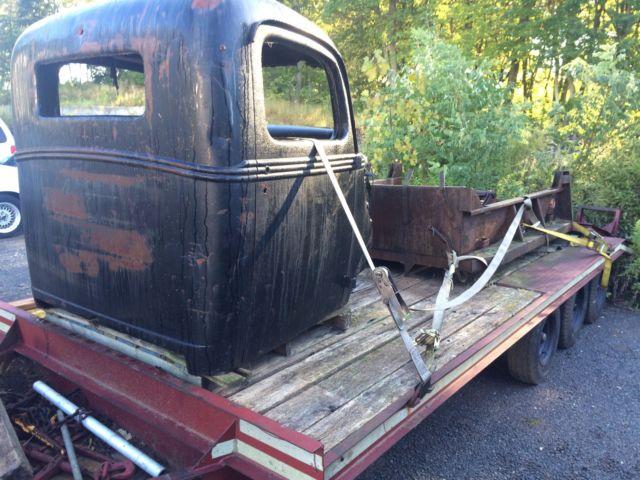 1939 Ford 1 1 2 Ton Dump Truck Flathead V8 Project Vintage