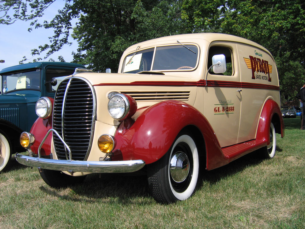 1939 Ford Panel Truck - flathead V8 - Classic Ford Other