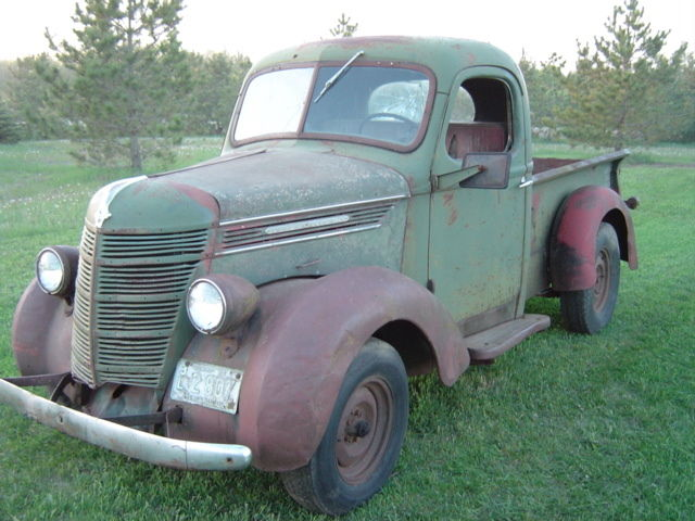1939 international halfton classic international harvester other 1939 for sale. Black Bedroom Furniture Sets. Home Design Ideas