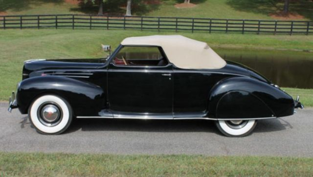 1939 lincoln zephyr convertible coupe 32 33 34 36 37 38 40 for 1939 lincoln zephyr 3 window coupe