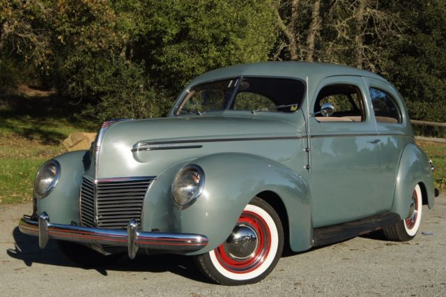 Cars For Sale Sacramento >> 1939 Mercury 2-door Sedan - Classic Mercury Other 1939 for sale