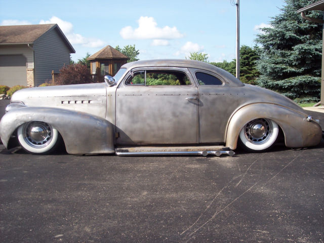 hot rod rat scta sbc leadsled   classic oldsmobile other 1939 for sale