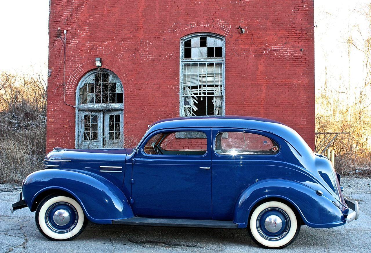 1939 Plymouth P7 Road King Two Door Touring Sedan Very