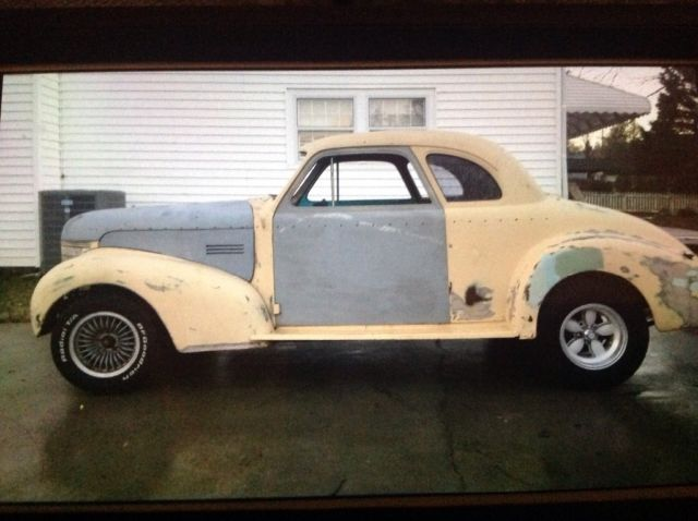1936 Ford Coupe Parts For Sale >> 1939 Pontiac Coupe Chevy Oldsmobile Buick 5 Window - Classic Pontiac Other 1939 for sale