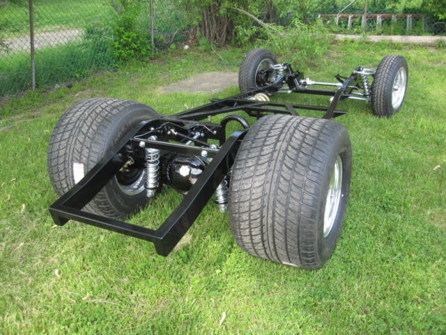 1940-1941 Willys Coupe Rolling Chassis Package * Pro ...