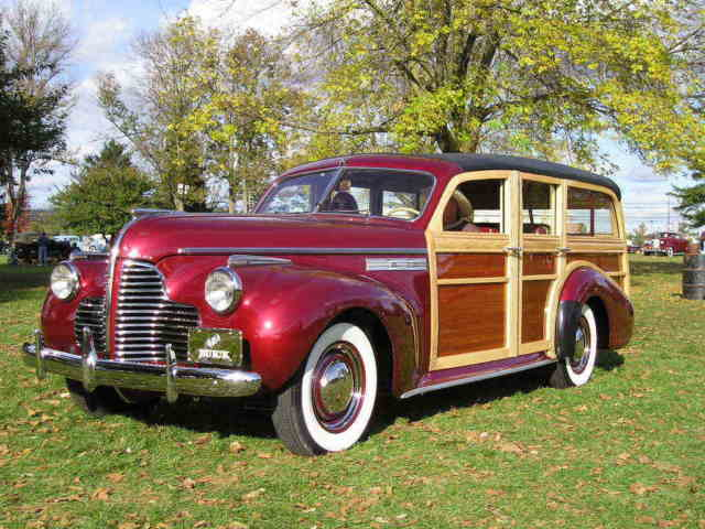 1940 Buick Super Estate Wagon Classic Buick Other 1940 For Sale