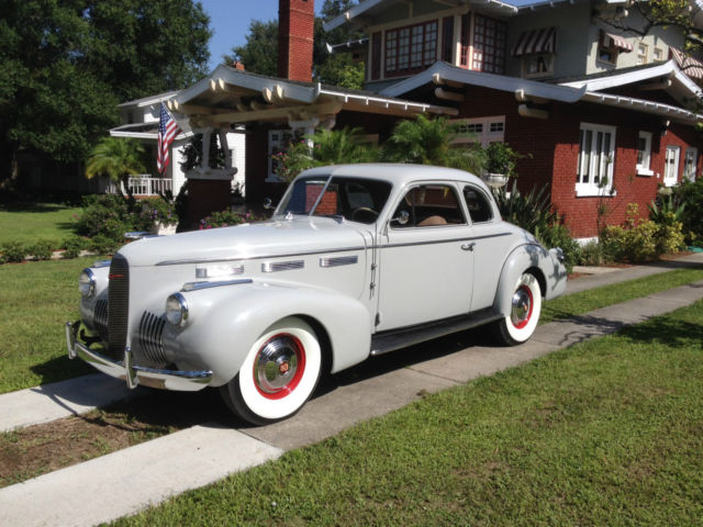 1940 Cadillac Lasalle Coupe