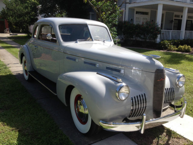 1940 Cadillac LaSalle Coupe - Classic Cadillac Other 1940 ...
