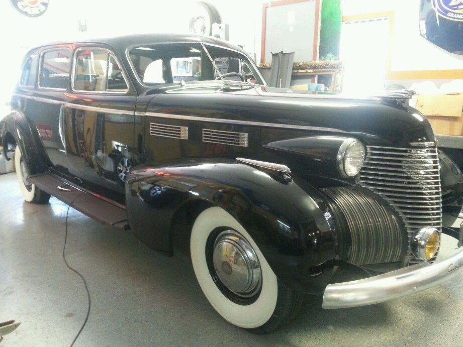 1940 Cadillac Limousine Series 72 Classic Cadillac Other
