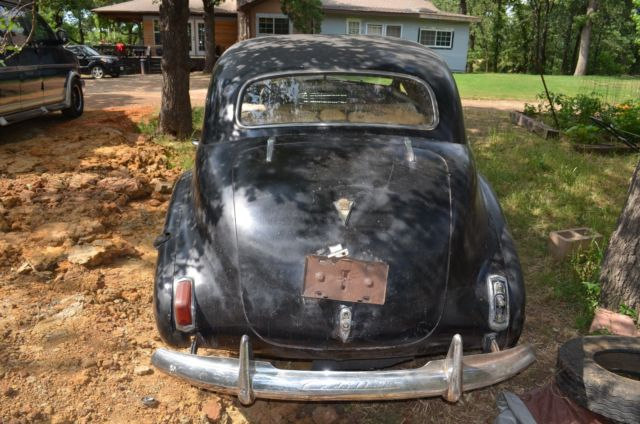 1940 Cadillac Sedan For Sale Mostly Complete And No Major