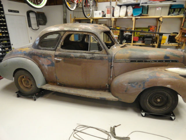 1940 chevrolet special deluxe coupe, rat rod ,gasser, street rod