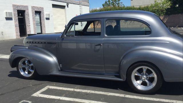 1940 chevy 2 door sedan custom bad a hotrod video for 1940 chevy 2 door sedan