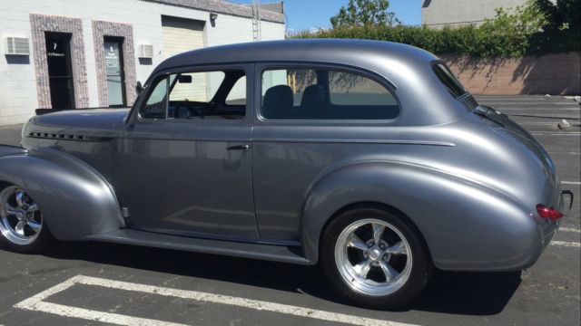 1940 Chevy 2 door Sedan custom Bad A$$!!! Hotrod!!!! VIDEO!Watch it