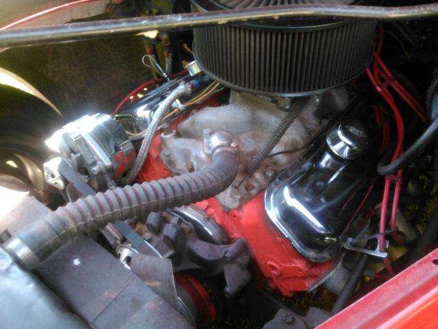 RARE 454 LS7 ENGINE FOR SALE --NEVER FIRED! | Parts/Memorabilia ...