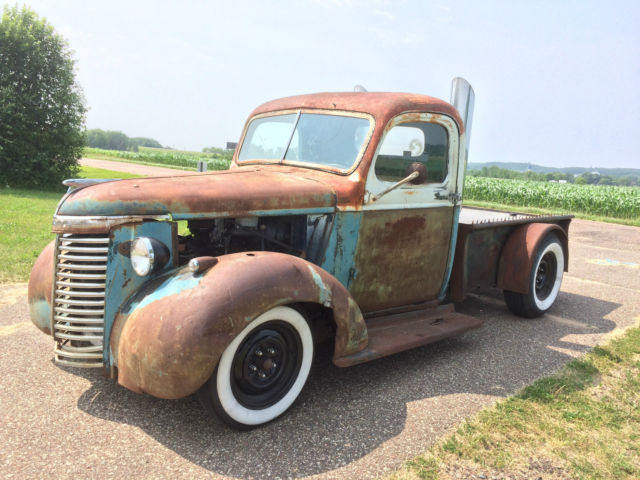 1940 Chevy Pickup Rat Rod Classic Chevrolet Other
