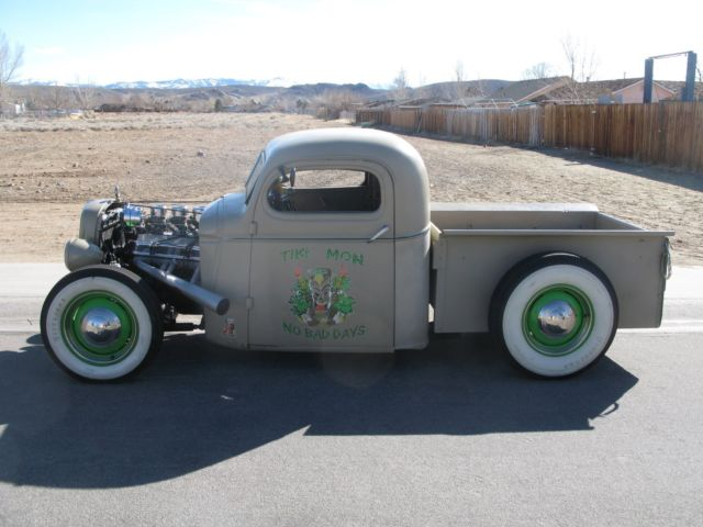 Used Cars Bakersfield >> 1940 CHEVY TRUCK HOT ROD RAT ROD - Classic Chevrolet C/K Pickup 1500 1940 for sale